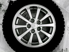 Bridgestone Ice Cruiser 7000 на ориг. дисках