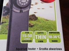Пластиковый обогреватель aquael easyheater 50W