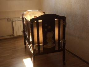 Кроватка Micuna +весь комплект