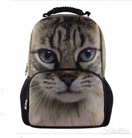 рюкзак с диагональной лямкой