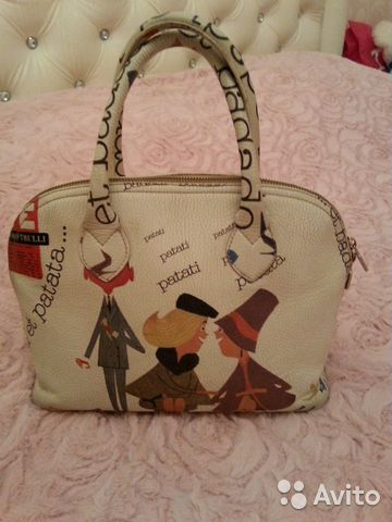Женские дизайнерские сумки Massimo Trulli Массимо Трулли