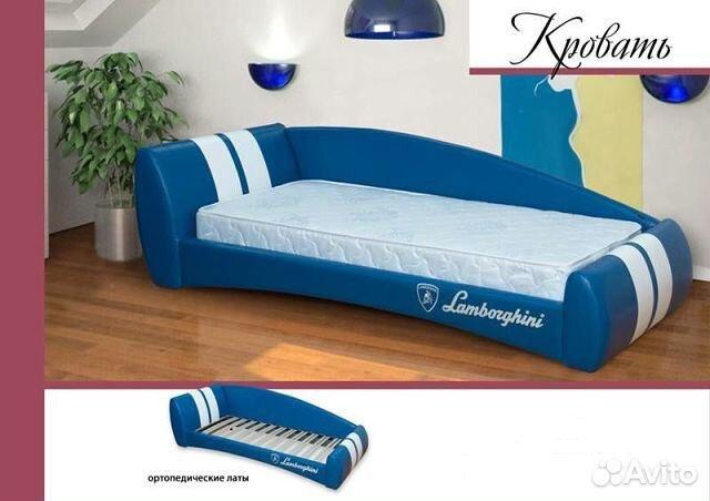 Кровати для подростко
