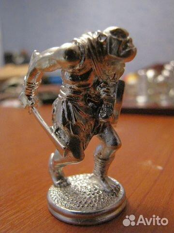 Рождение воина: изготовление оловянного солдатика 13