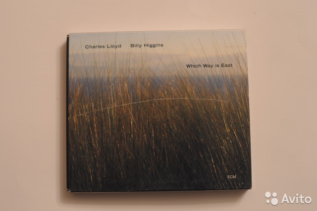 "Charles Lloyd/Billy Higgins ""Which Way is East"" CD— фотография №1"