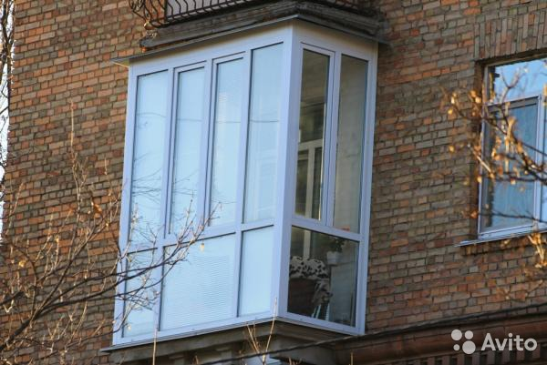 Конструкция балкона в сталинке..