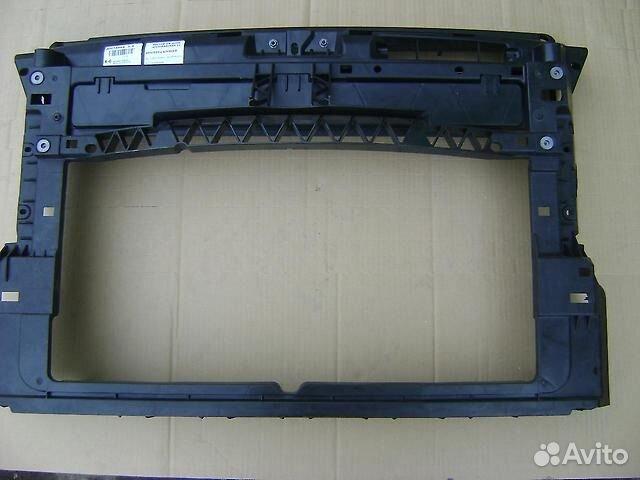установка радиатора на фольксваген поло седан видео
