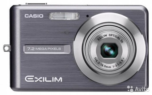 CASIO EX-Z7 DIGITAL CAMERA DRIVERS FOR MAC