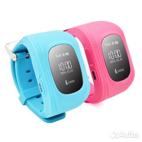 Детские умные часы smart baby watch q50 gw300 - 2