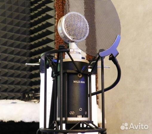 микрофон для записи песен