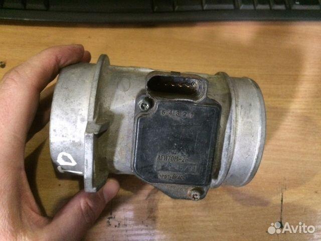 Расходомер воздуха Ауди 2.5 TDI 059906461D— фотография №1