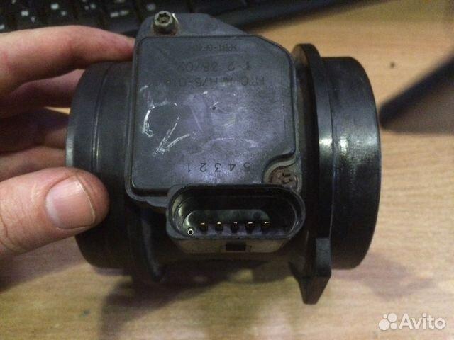 Расходомер воздуха Ауди А6 3.0 06C133471A— фотография №2