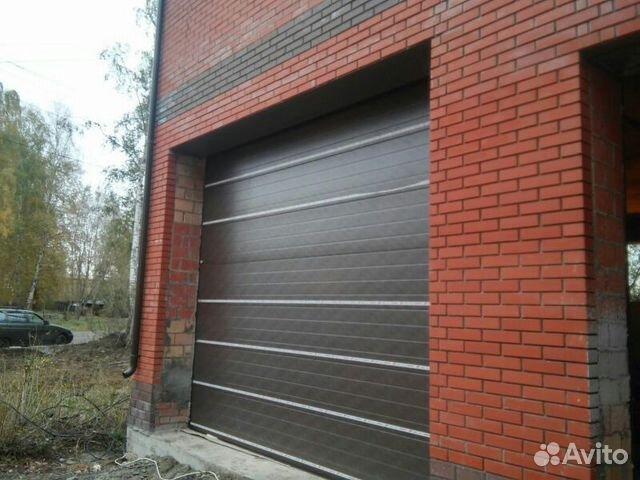 ворота гаражные в туле