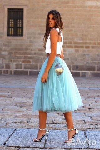 Пышные юбки на заказ