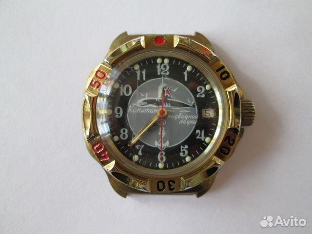 Часы немецких подводников Tauchmeister 1937