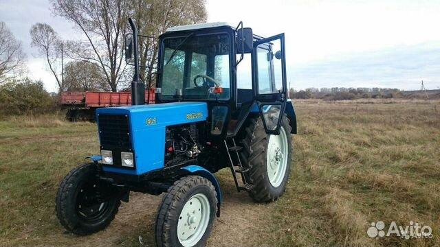 Продажа б/у тракторов МТЗ 82 с пробегом, купить.