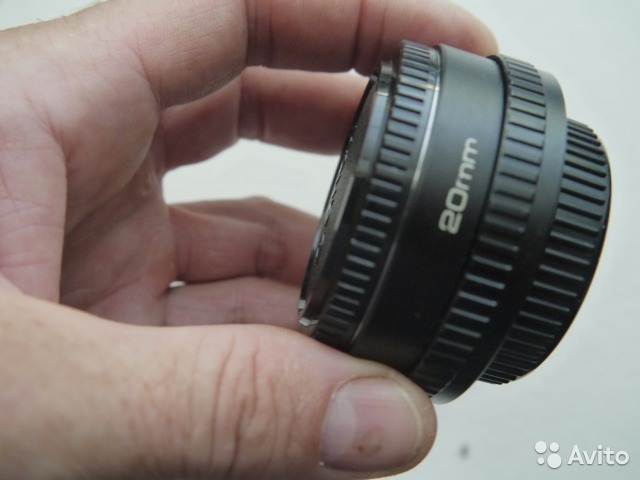 Canon macro ring 20mm байонет FD