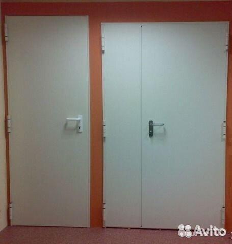 входные противопожарные двери в квартиру в москве