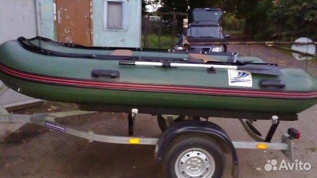 продажа лодок пвх с мотором б у в калининградской обл