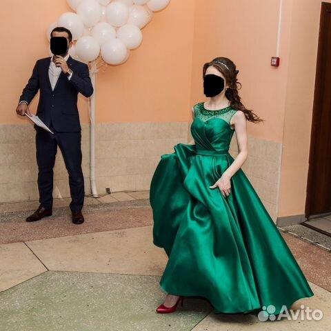 Авито объявления платья