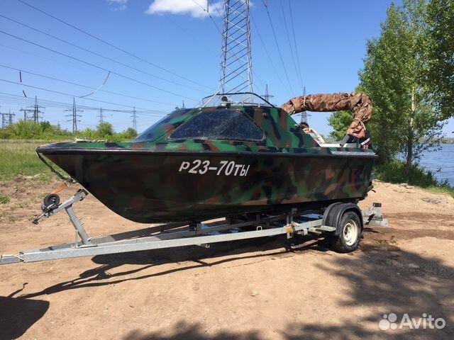 лодки моторные из татарии