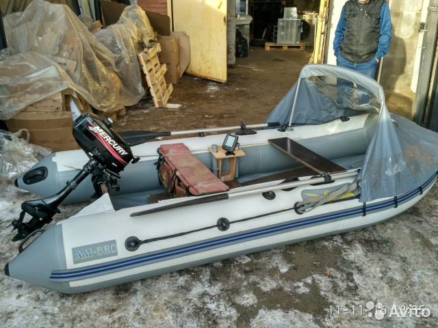 бу лодки с моторами в салехарде
