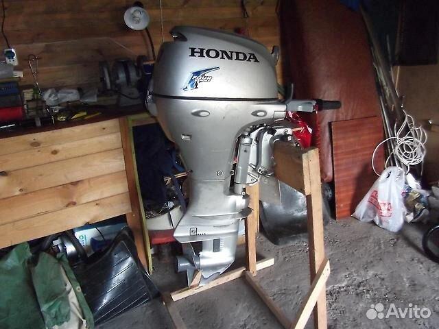 лодочный мотор хонда в гомеле