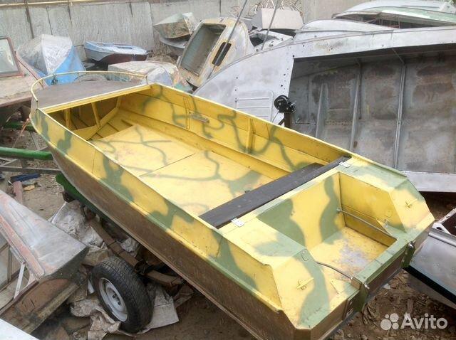 куплю лодку казанку бу в котласе