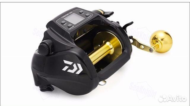 катушки электрические для рыбалки wft