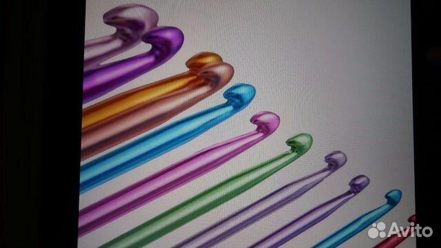 крючки для тунисского вязания купить в санкт петербурге на Avito