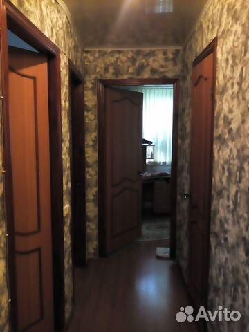 Продается четырехкомнатная квартира за 2 500 000 рублей. ул Октябрьская д.75.
