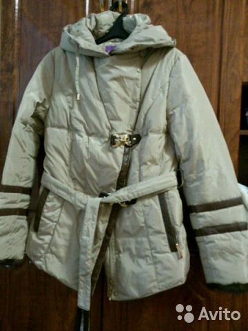 Winter hooded jacket buy 1