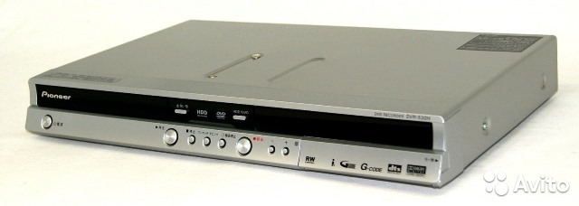 Pioneer DVR-530H-S Recorder Drivers