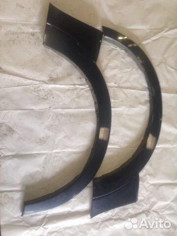 Арка крыла Митсубиси Паджеро 4— фотография №1