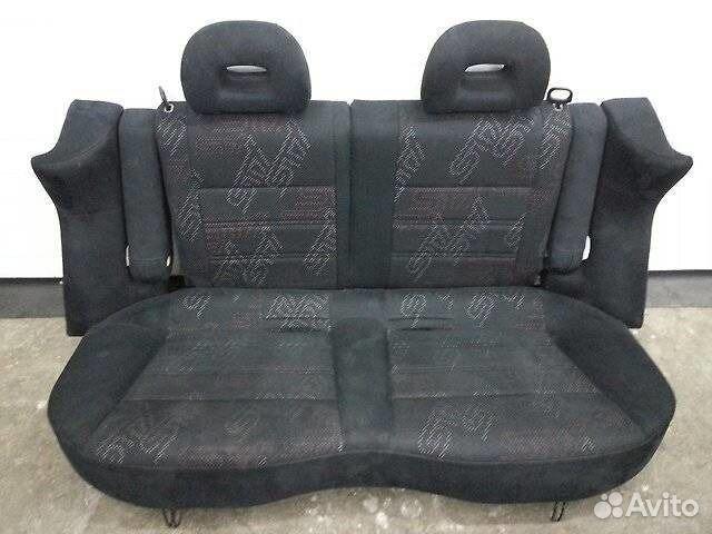 89625003353 Сидение заднее STI Subaru Forester, SF5, EJ20