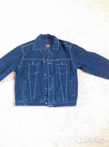 Фирменная джинсовая куртка Rifle  8067e7e8229dc