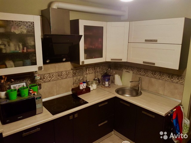 0b0de9e3e2459 Кухня б/у с техникой купить в Санкт-Петербурге на avito