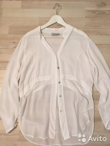 Блузка новая размер 44-46 89174615194 купить 3