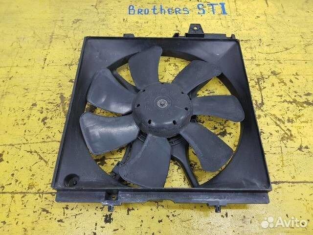 89625003353 Вентилятор радиатора правый Subaru Forester, SF5