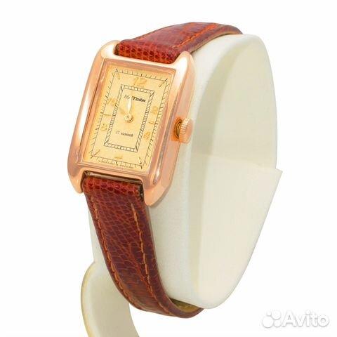 Часы Мактайм золотой 585 пробы (177953)   Festima.Ru - Мониторинг ... e123d2f71f1