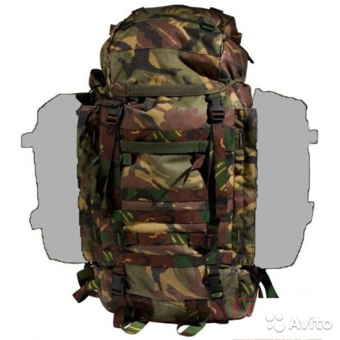 Голандский рюкзак камуфляж рюкзак для кроссфита