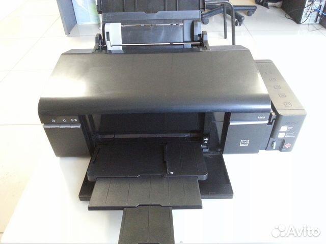 Epson L800 в отличном состоянии 89039556275 купить 1
