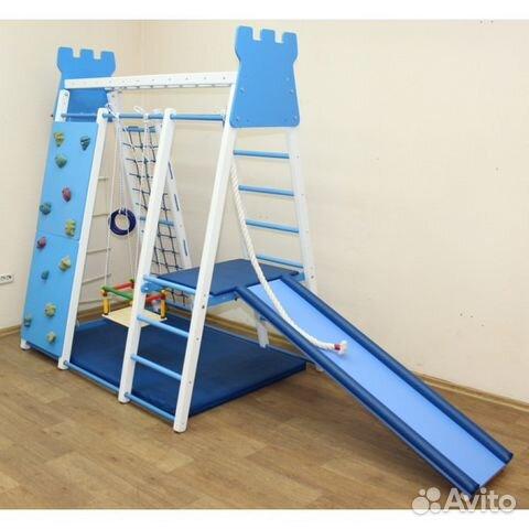 8d0837618e07 Детский спортивный комплекс Ладья купить в Челябинской области на ...