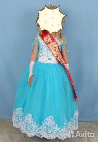 f0ba2c0246d Шикарное платье на выпускной
