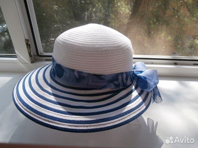 Пляжные шляпы   Festima.Ru - Мониторинг объявлений e8a5959aeef