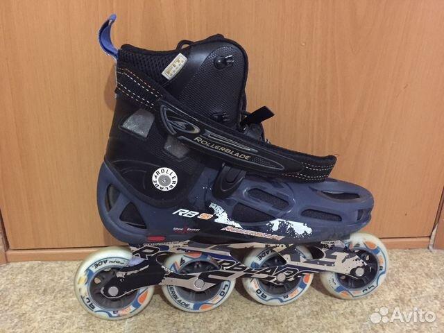 843fb0dc568c36 Роликовые коньки Rollerblade RB 90   Festima.Ru - Мониторинг объявлений