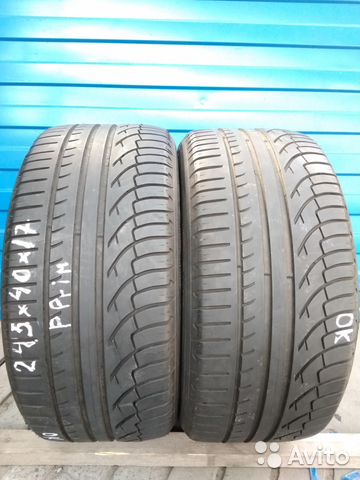 245/40 R17 летние шины Michelin Pilot Primacy— фотография №1