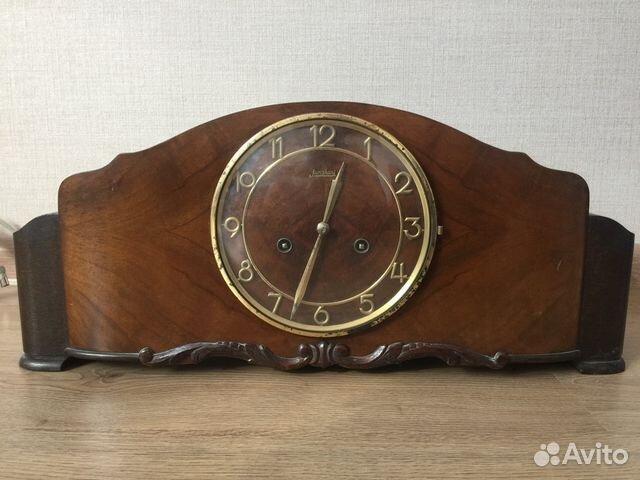 a6411625f Часы старинные немецкие Junghans с боем | Festima.Ru - Мониторинг ...