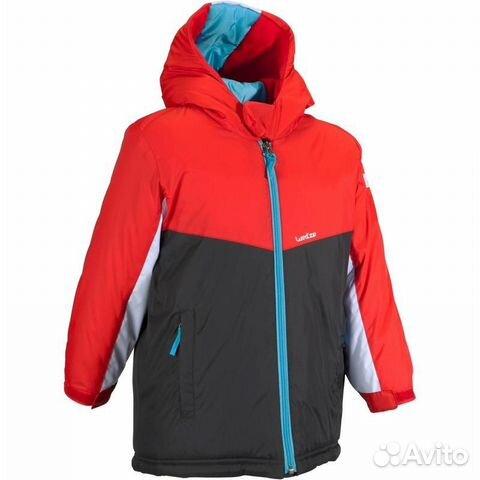Новая зимняя куртка декатлон wedze Decathlon спорт— фотография №1 d29cf3649dc