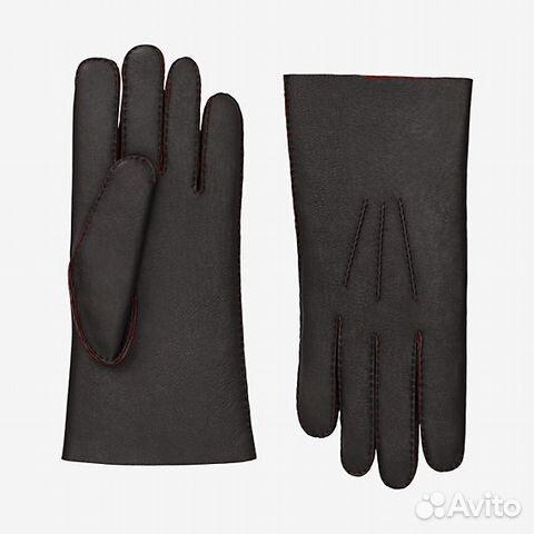 6e96c27b0bbc Перчатки Hermes Bouclette (оригинал, чеки) купить в Москве на Avito ...
