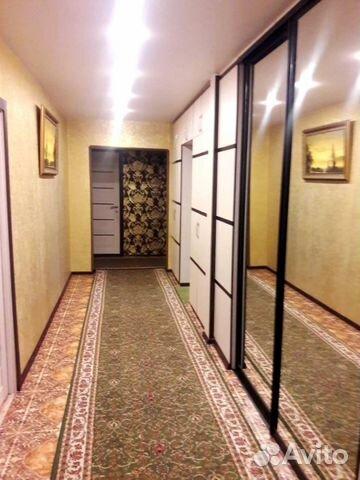 Продается четырехкомнатная квартира за 7 550 000 рублей. Россия, Нижегородская область, Нижний Новгород, Волжская набережная, д. 9.